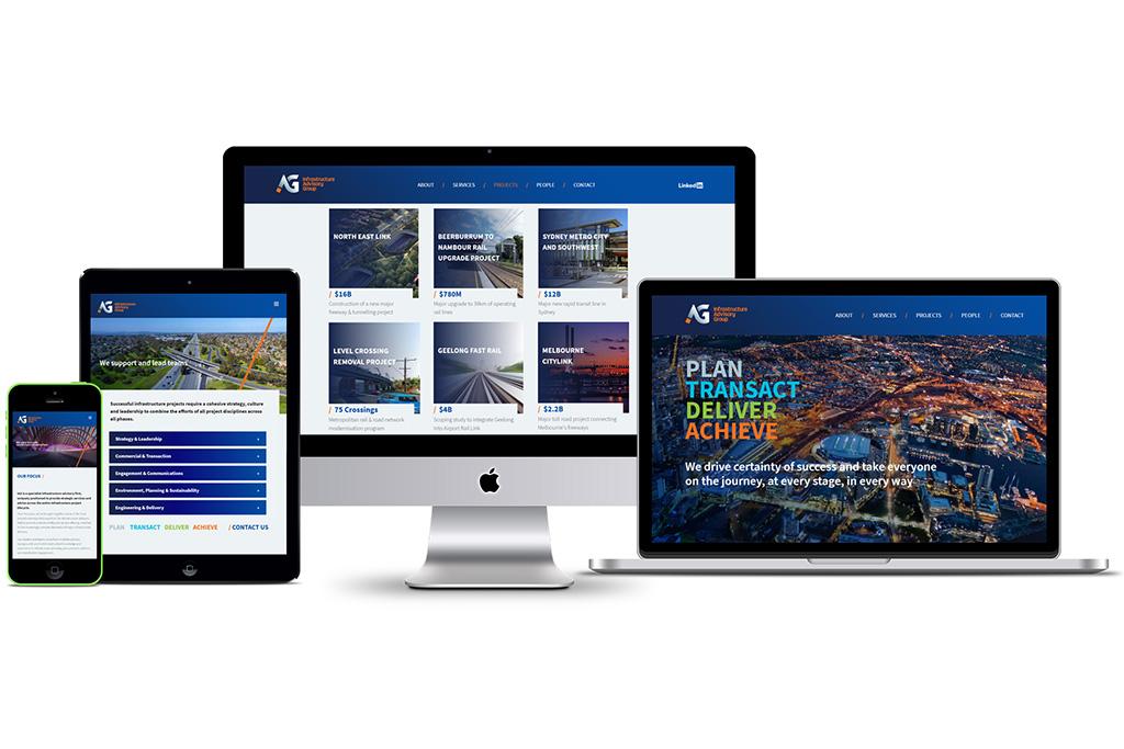 Inspired Marketing, Bespoke Website Design & Development