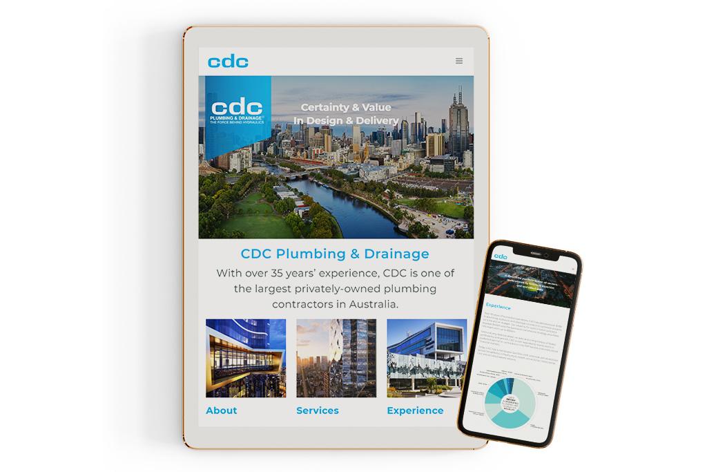 Inspired Marketing, Custom Website Design & Development